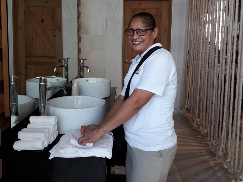 Desarrollando la pasión de servir
