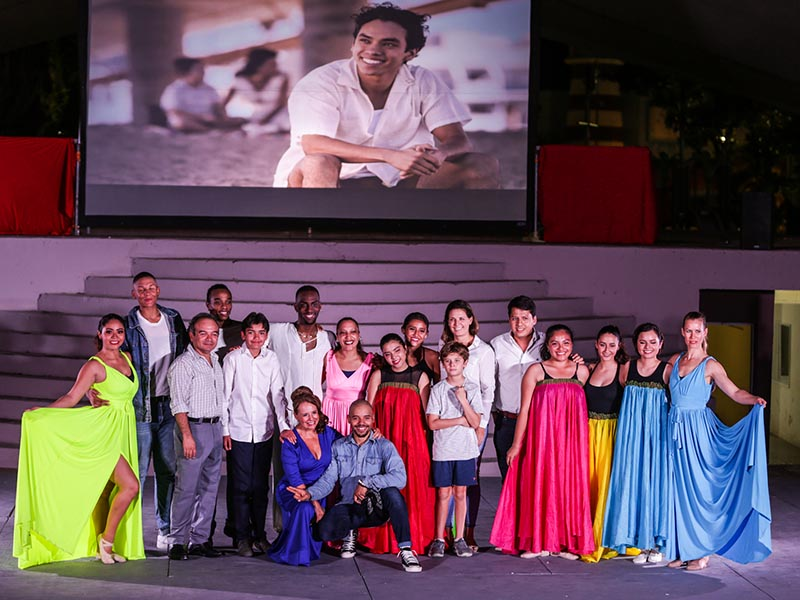 La obra dancística 'Víctor The True Spirit of Love' engalana a Cozumel