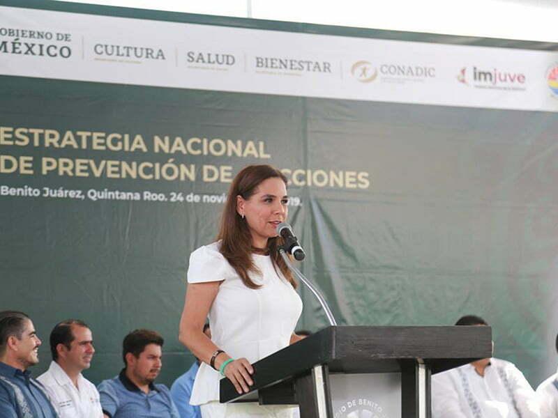 Buscan prevenir adicciones en Cancún