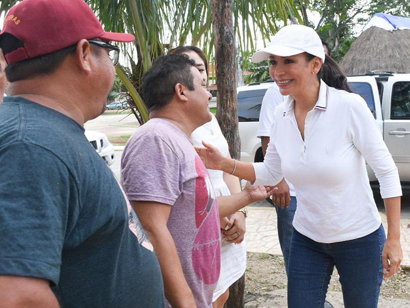 Mejoran la movilidad urbana de Puerto Morelos