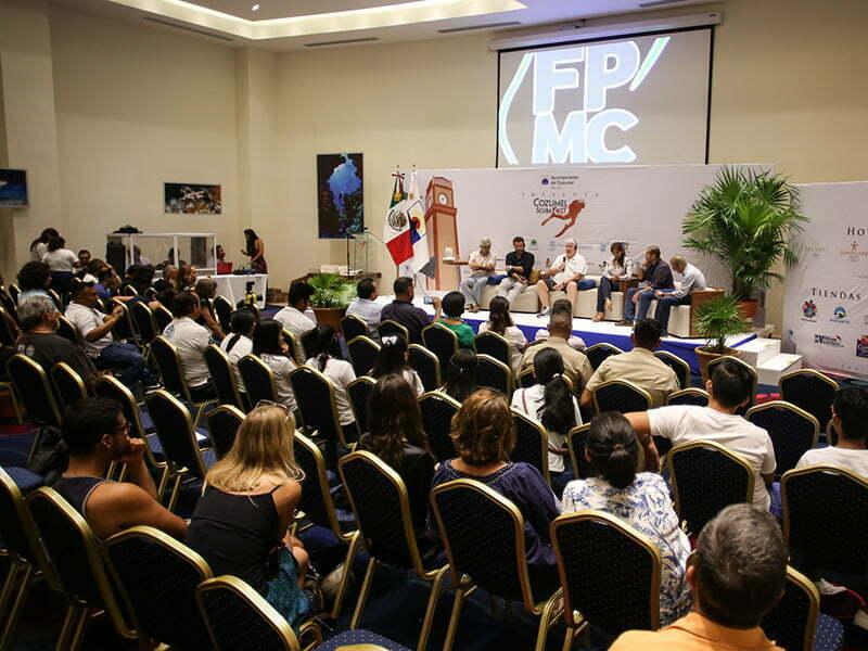 Inician actividades del Scuba Fest 2019 En Cozumel
