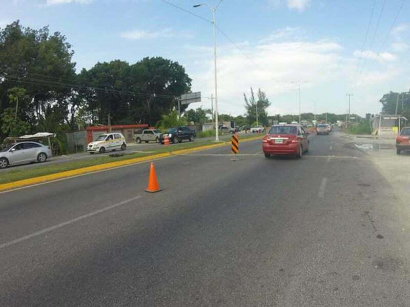 CDHEQROO pide más seguridad en carreteras a municipios