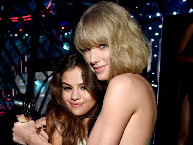 Selena Gomez y la foto que pudo causar el enojo de Taylor Swift