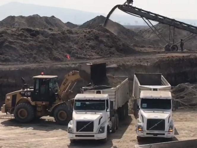 Reciclaran materiales del NAIM para ahorrar millones de pesos