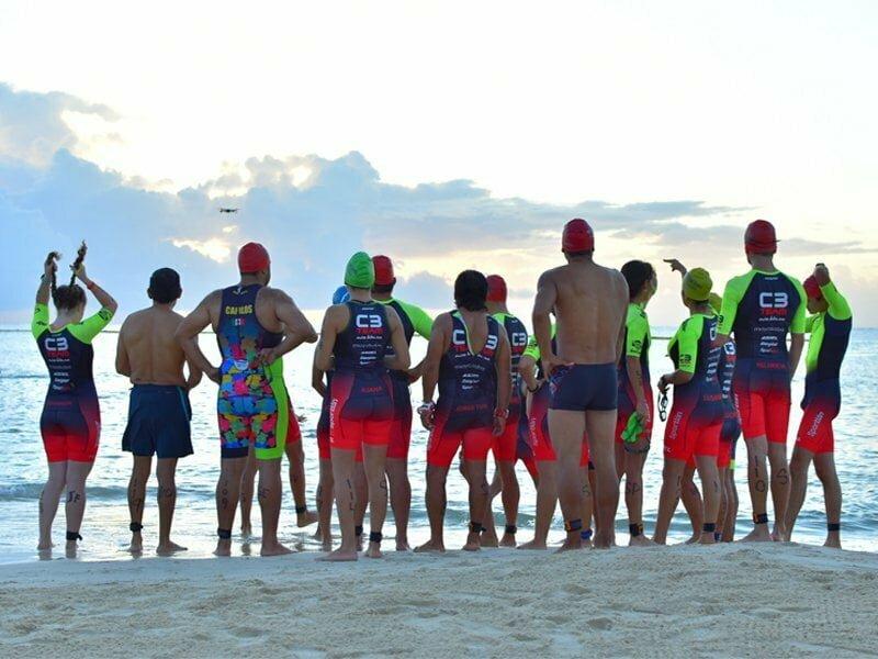 Alltournative realiza el primer Mayatlón Playa del Carmen