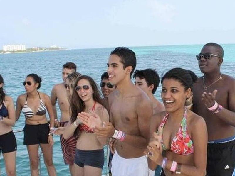 Aumenta la llegada de turistas brasileños a Cancún