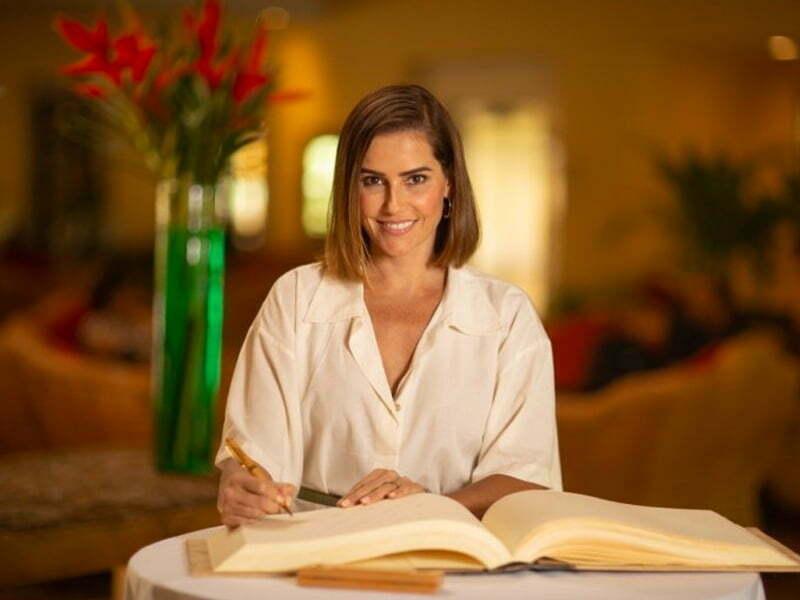 Deborah Secco promoverá a Cancún y la Riviera Maya en Brasil