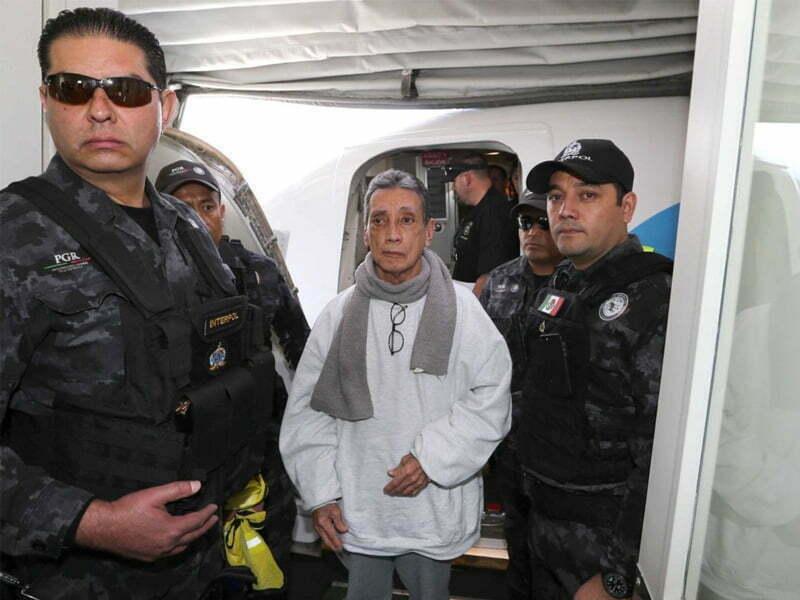 Mario Villanueva será trasladado a Morelos para seguir su condena