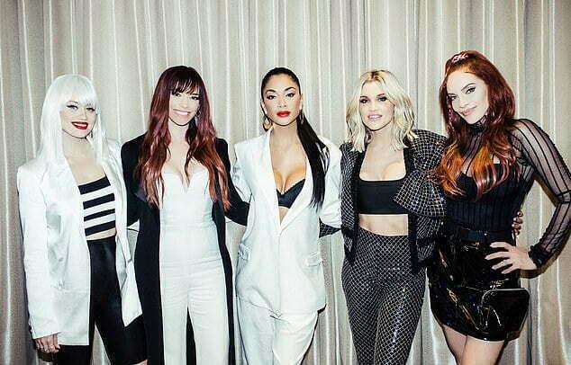 El grupo femenino The Pussycat Dolls regresan a los escenarios después de 10 años