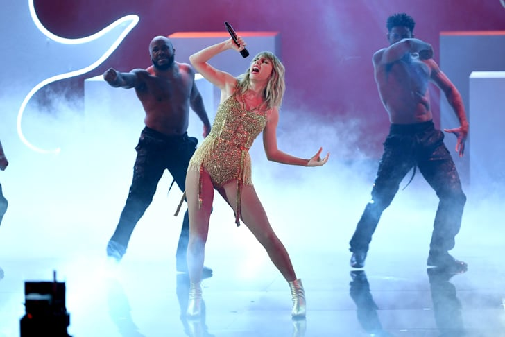 Taylor Swift empata a Michael Jackson en los American Music Awards 2019