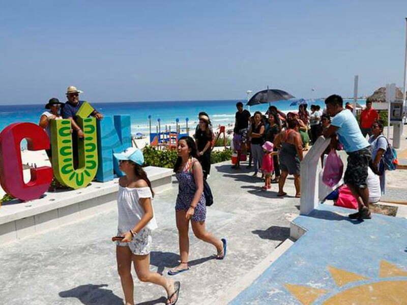 Al alza la ocupación hotelera en Cancún