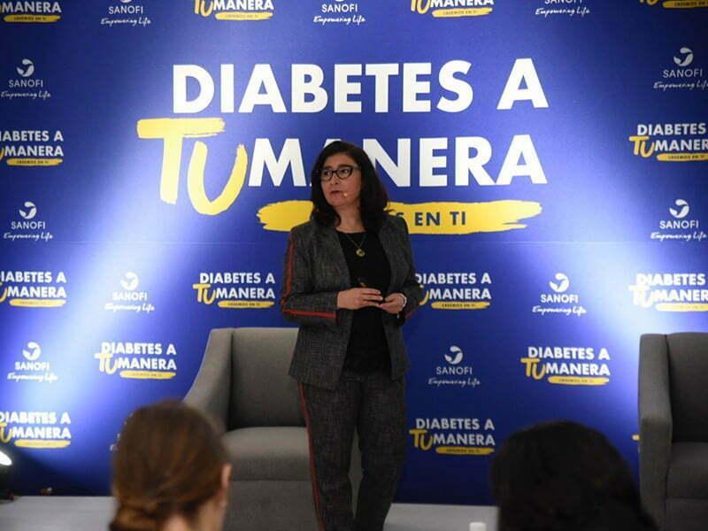 Buscan crear consciencia en pacientes de diabetes en México
