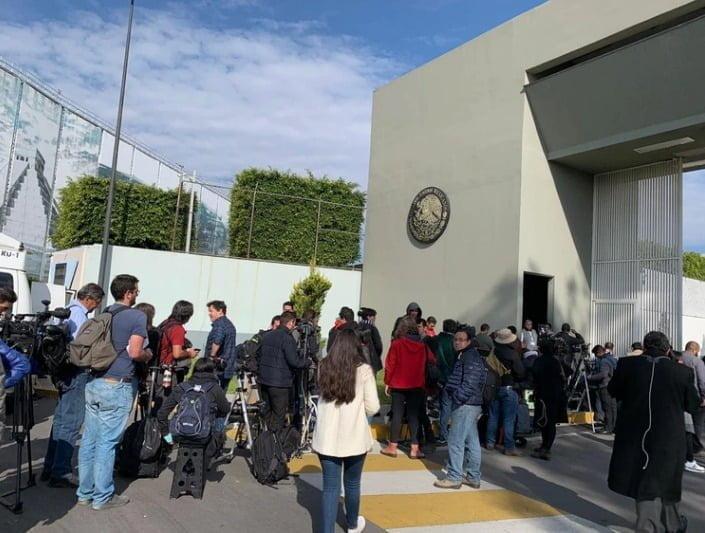 Evo Morales ya es refugiado político en México