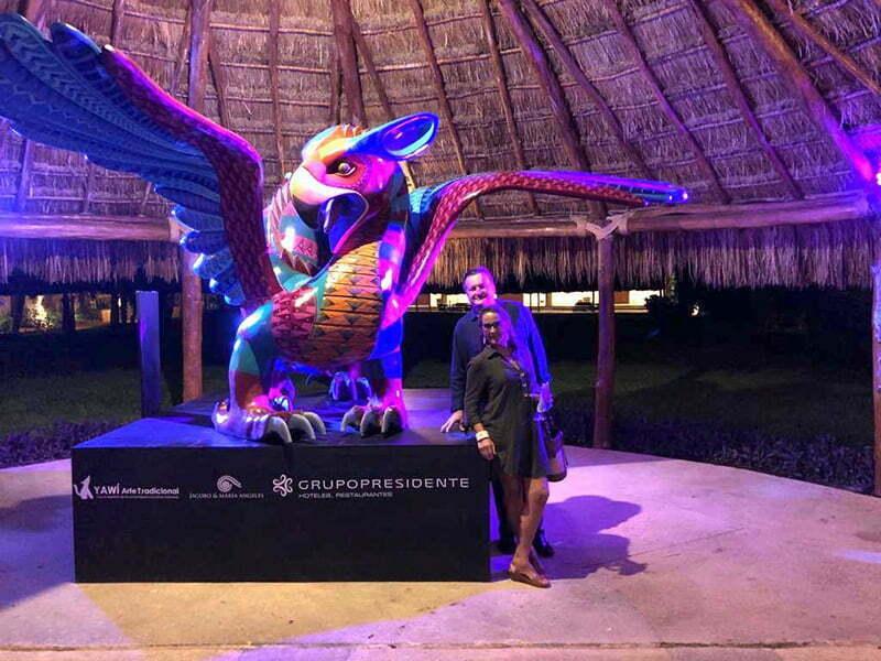 Yawi promueve arte mexicano en galerías internacionales