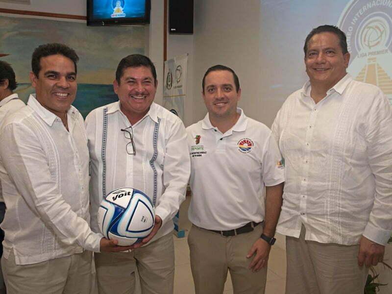 Cancún sede del Torneo Internacional Premier