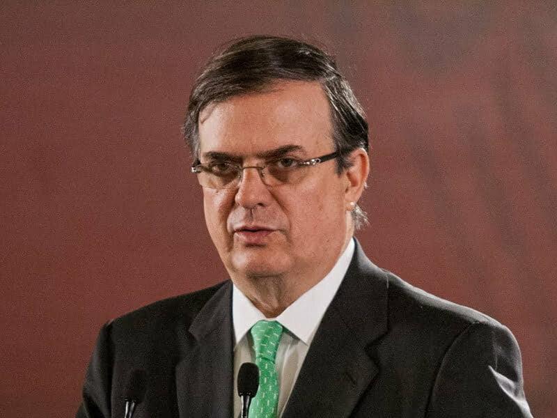 México califica lo sucedido en Bolivia como 'golpe de Estado'