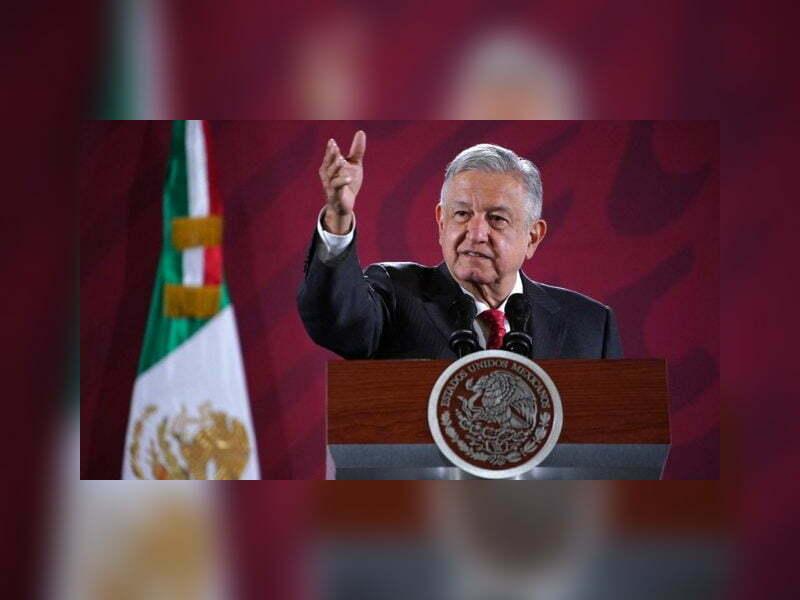 AMLO dice que el pueblo decide sobre el Tren Maya