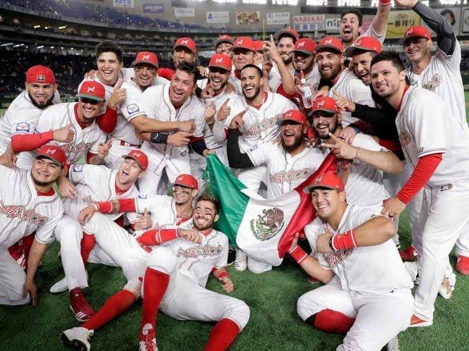 López Obrador felicita a beisbolistas por su pase a Tokio 2020