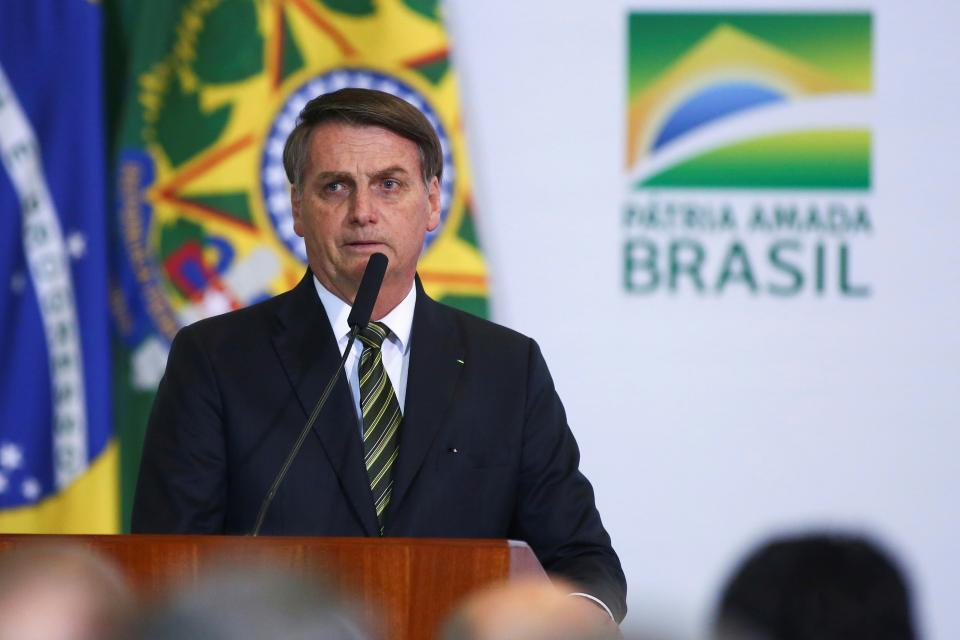 Bolsonaro asegura que Lula da Silva tiene cuentas pendientes con la justicia