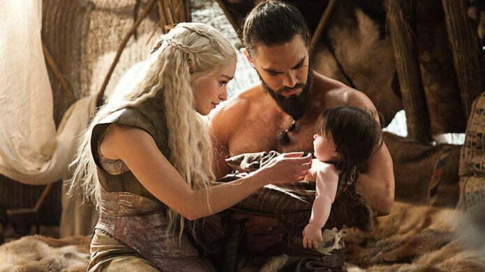 Emilia Clarke denunció que se sintió obligada a desnudarse en 'Game of Thrones'