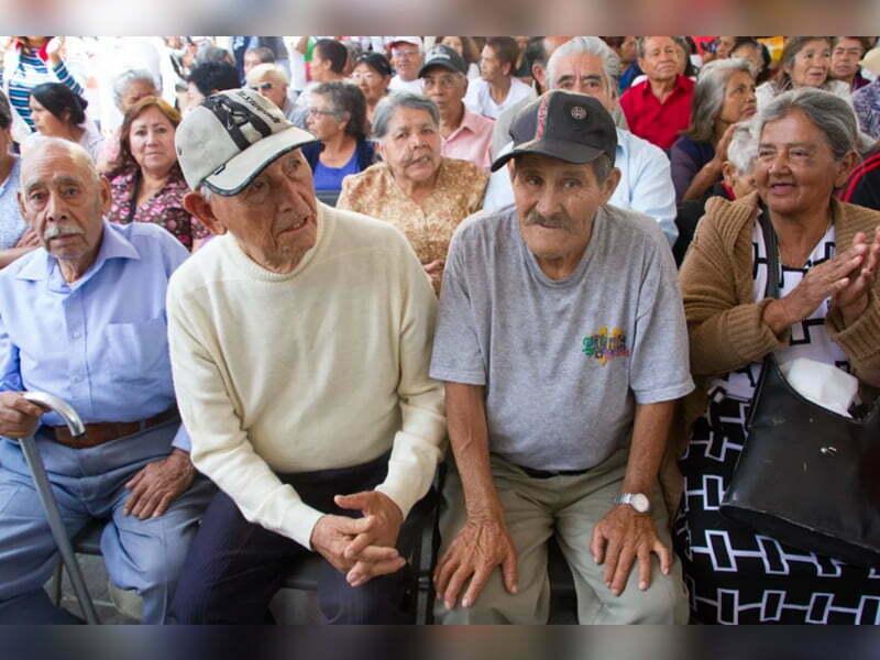 Se busca elevar a rango constitucional la pensión para adultos mayores