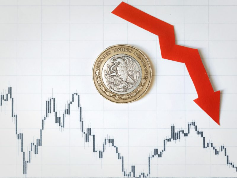 Alarma Banxico, estima número rojos en economía nacional