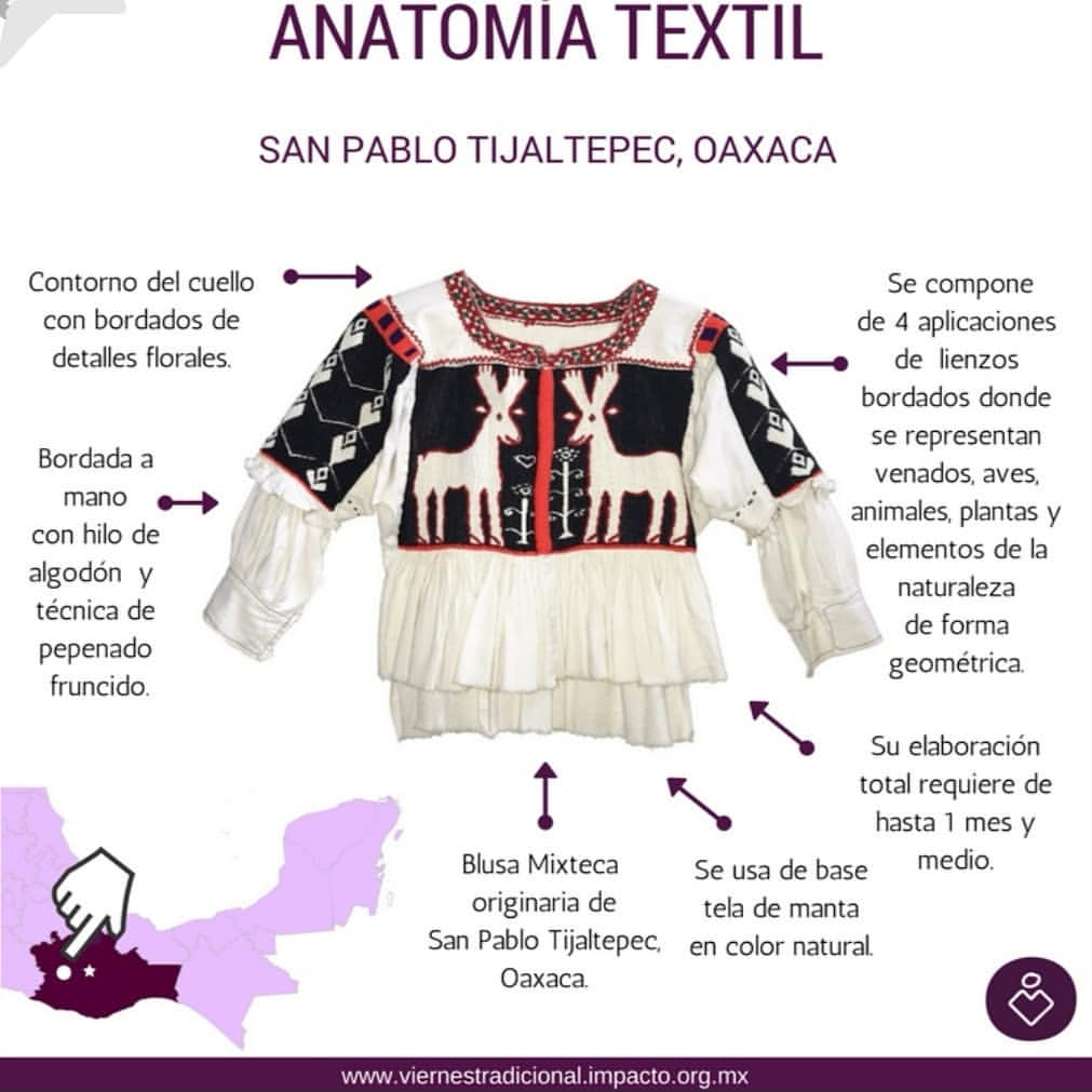El hermoso vestido mixteco con el que Yalitza Aparicio conquistó Taiwán