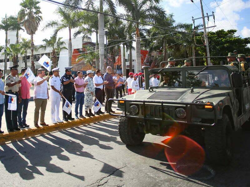 Ponen en marcha el operativo 'Guadalupe-Reyes 2019-2020' en Cozumel