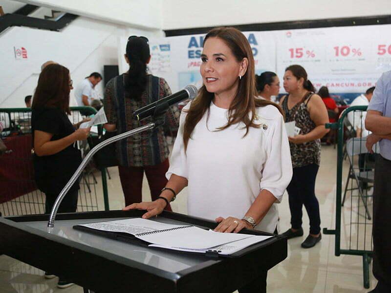 Incentivan el pago de predial 2020 en Cancún