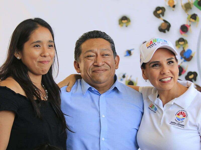 Mara Lezama cierra el 2019 con 12 Audiencias Públicas en Benito Juárez