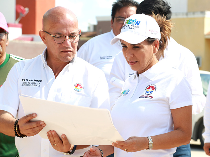 Crean espacios de convivencia familiar en Cancún