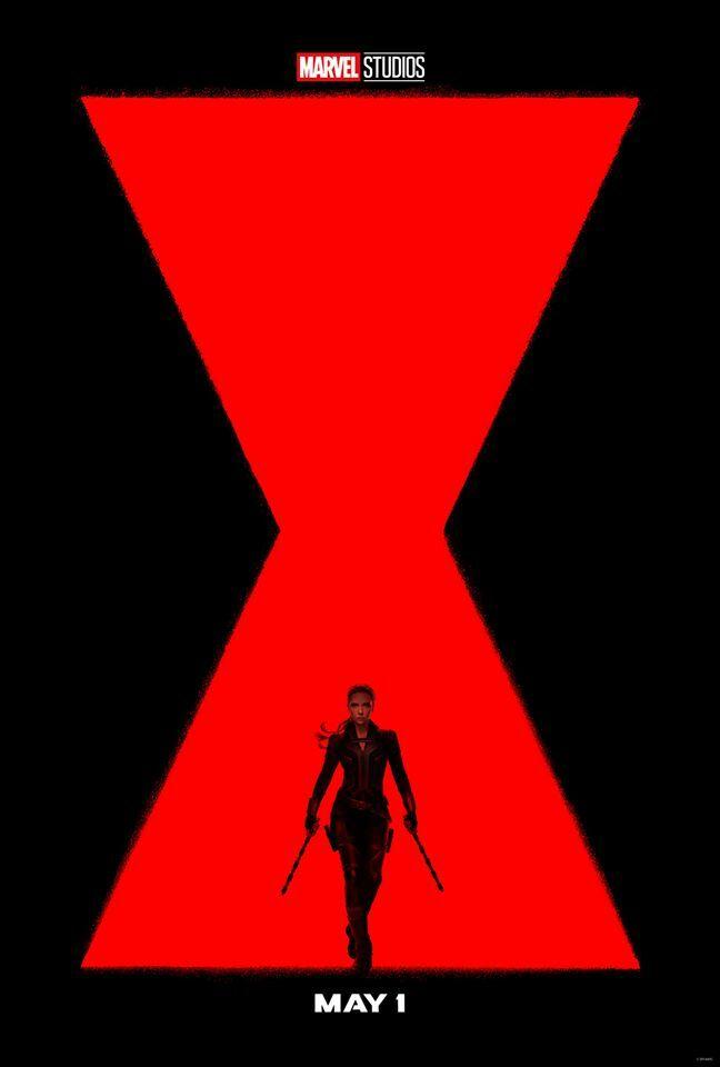 Marvel estrenó el primer tráiler de 'Black Widow'