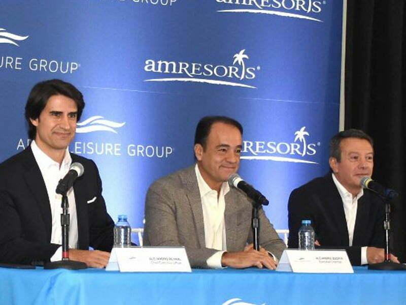 AMResorts abrirá 6 nuevos hoteles en México