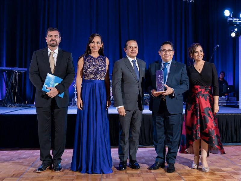 Atelier·Estudio Playa Mujeres recibe premio por innovadora infraestructura turística