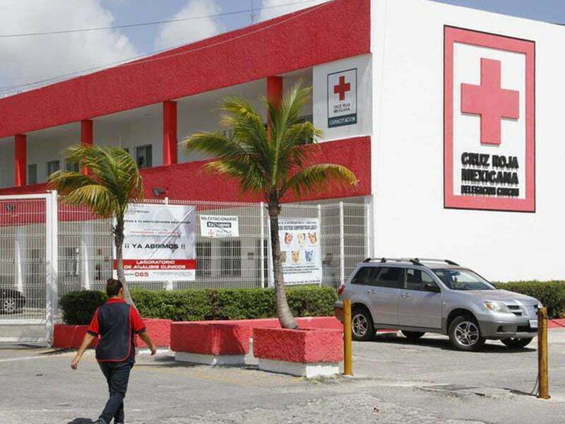 Cruz Roja Cancún no tendrá subestación
