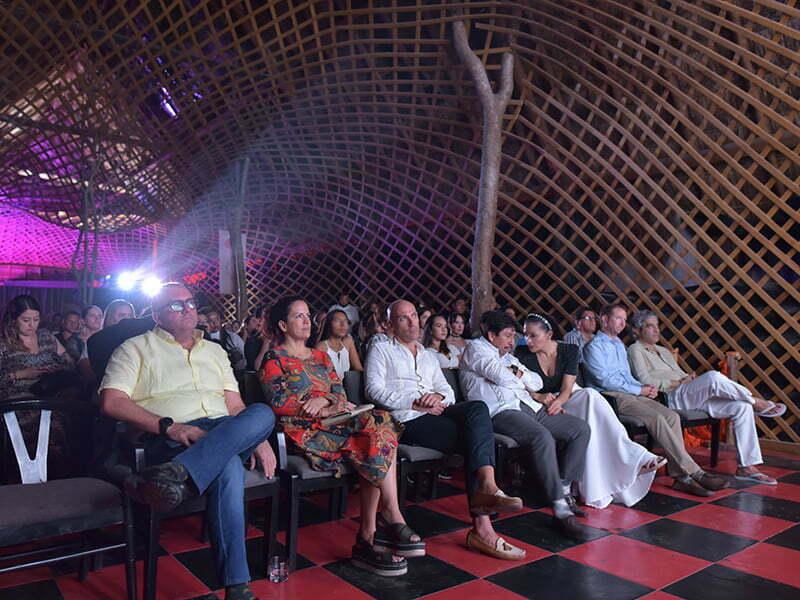 Se inaugura con éxito el Festival Internacional de Cine Tulum