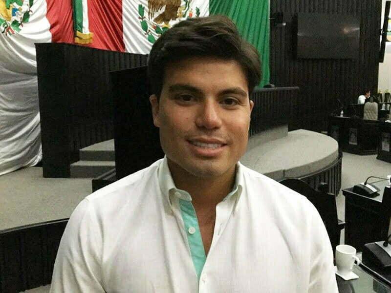 Gustavo Miranda, el diputado más productivo