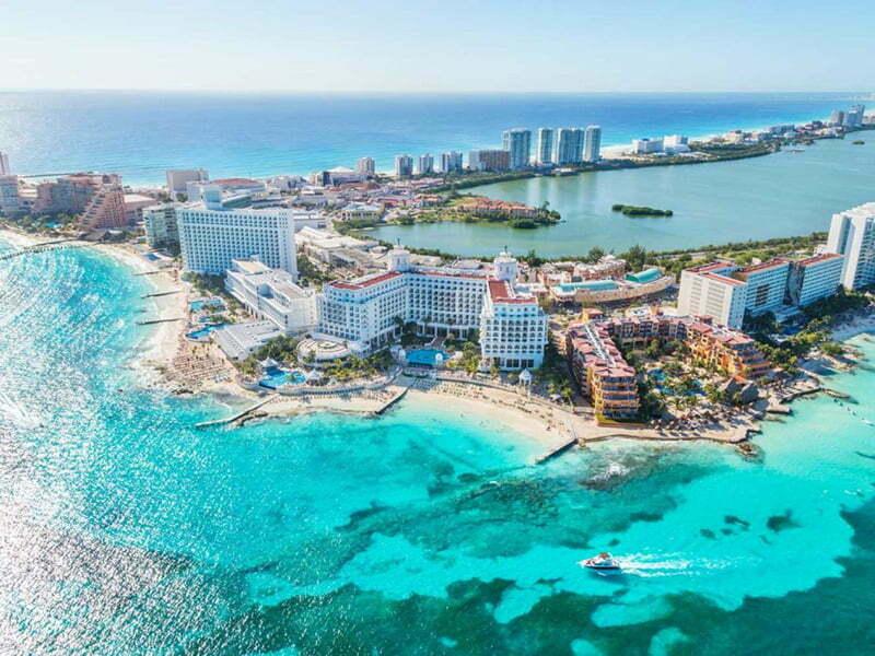 Cancún se mantiene como el destino más visitado de Latinoamérica