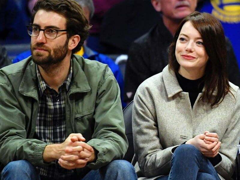 Emma Stone y Dave McCary presumen su compromiso con tierna foto