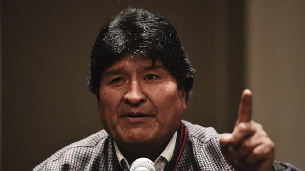 Evo Morales promete regresar a Bolivia