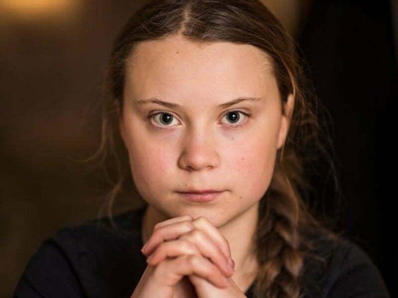 Greta Thunberg es nombrada la persona del año por TIME
