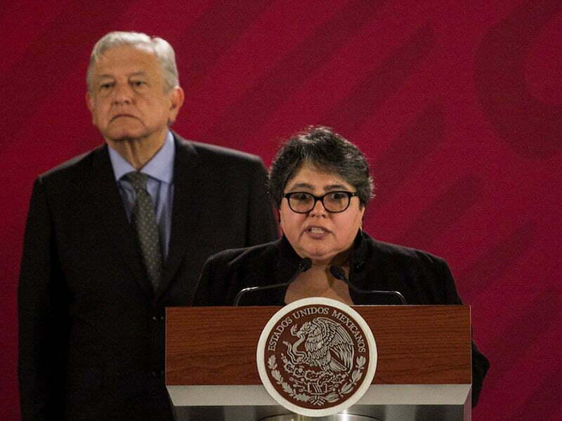 Raquel Buenrostro Sánchez es nombrada nueva directora del SAT
