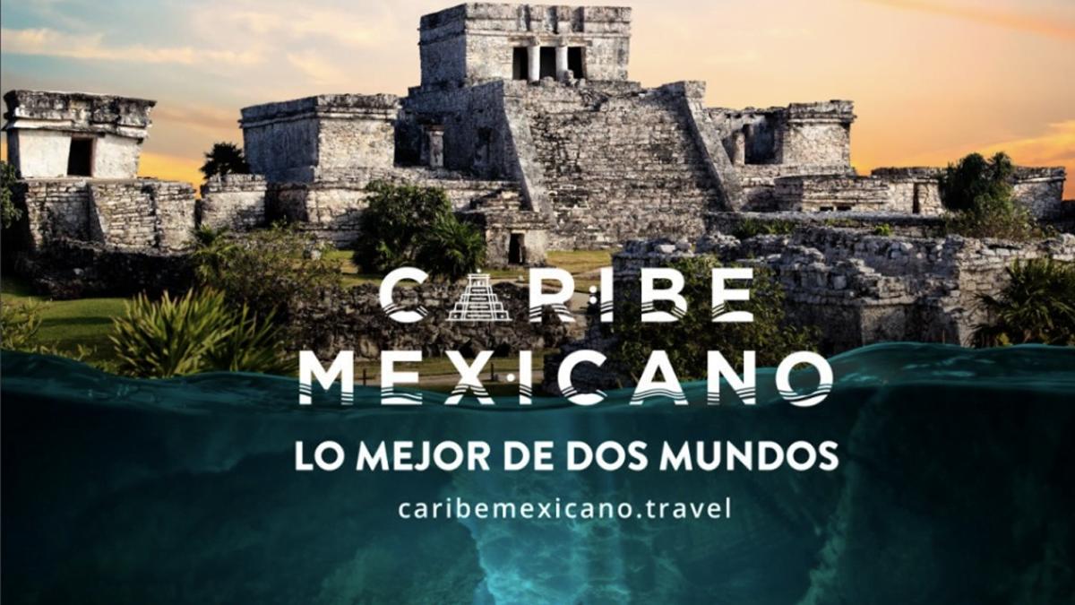 Presentan campaña turística 'Lo mejor de dos mundos'