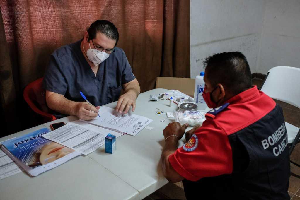 Gobierno de Benito Juárez fomenta la detección oportuna de cáncer de próstata