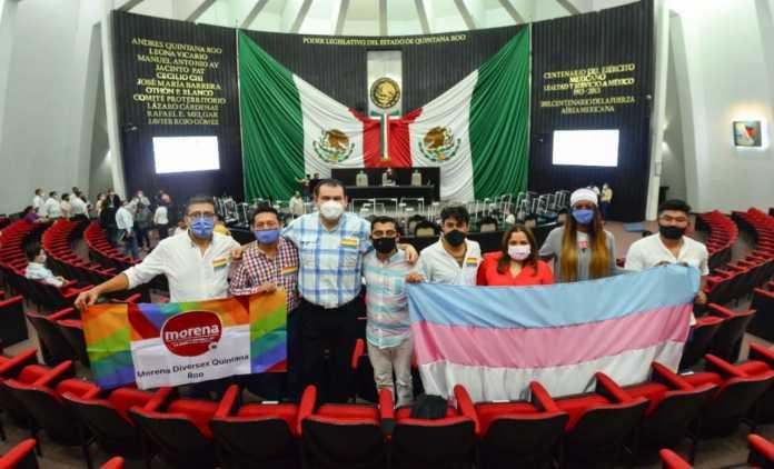 Se aprueba en Quintana Roo cambio de nombre y género en actas de nacimiento