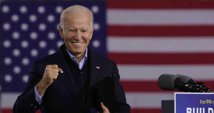 Joe Biden es el presidente electo