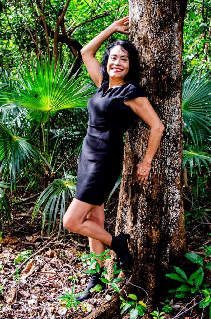 Corazón de selva: Nedda Fosado Manfrino