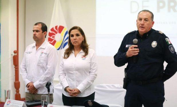 Eduardo Santamaría, secretario de Seguridad Pública de Benito Juárez es despedido