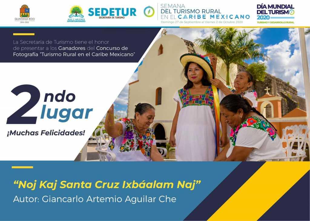 Premian a ganadores del Día Mundial del Turismo