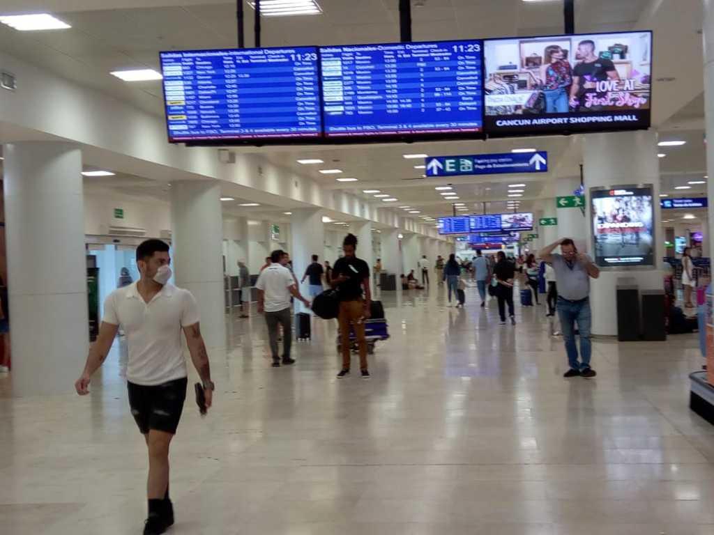Pandemia modificó segmentos de turismo al Caribe mexicano